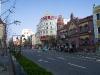 Qingdao, Shandong, China. Calles de Qingdao.