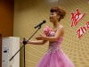 Changle, Shandong, China. Concierto de una maestra talentosa en la pequena escuela en que trabajo temporalmente.