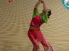 Changle, Shandong, China. Otra empleada de la escuela en una danza digna de mi admiracion y asombro por su gran talento.