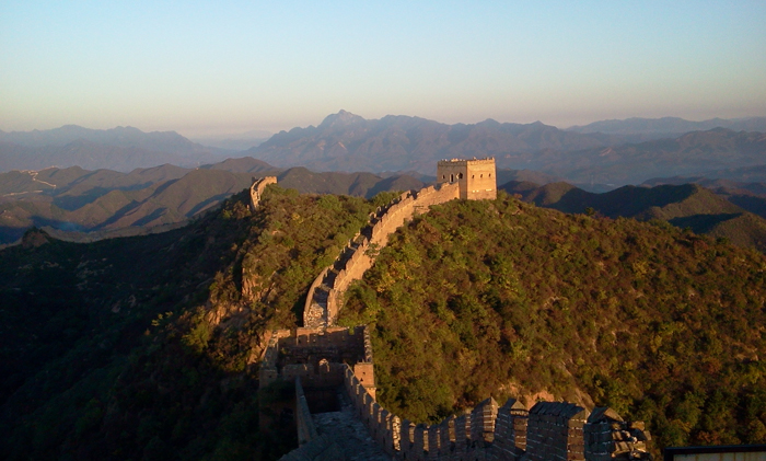 The Great Wall | La muralla china | 长城