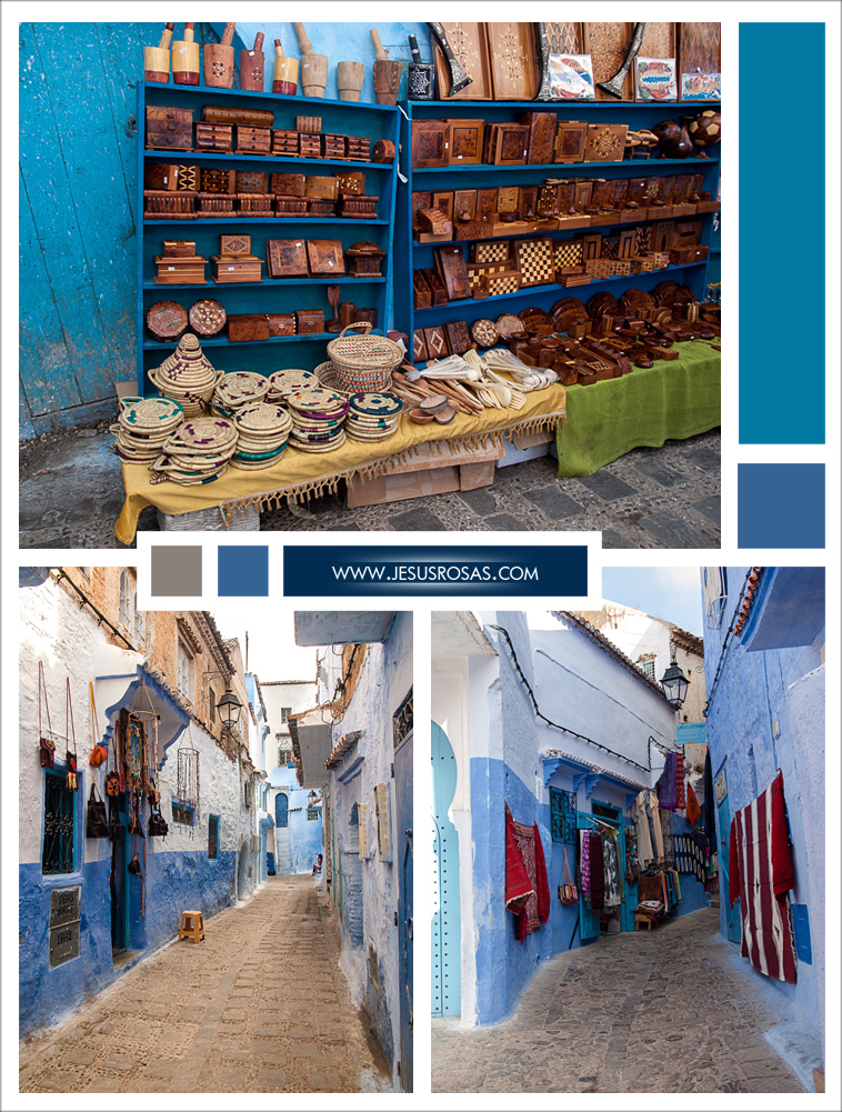 On these pictures you can see some native handcrafts. Wool garments, blankets, and rugs seem to be among the most popular ones.