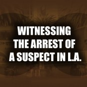 Witnessing-the-arrest-of-a-suspect-in-L.A