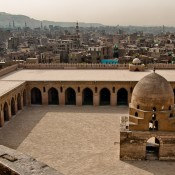 Mezquita de Ahmed Ibn Tulún