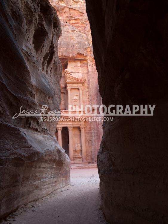 Petra: La Tesorería