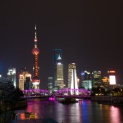 Otra vista de Shanghái