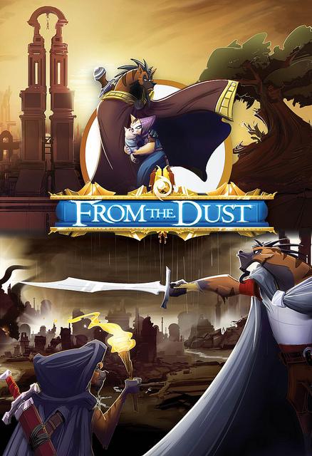 Image From de Dust|Imagen de Desde el Polvo