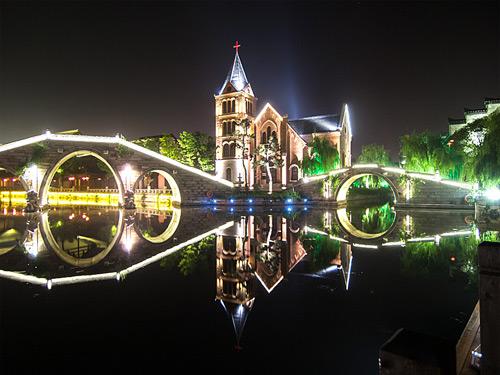 ¿El poblado más bello de agua? Haz click aquí para ver las imágenes