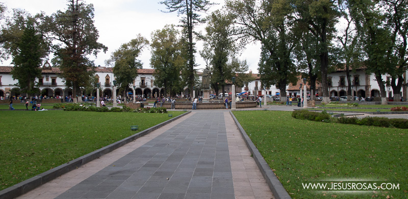 Picture of Plaza Vasco de Quiroga