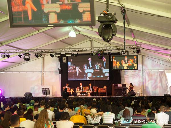 David Archuleta en la Convención JAS Guadalajara 2015