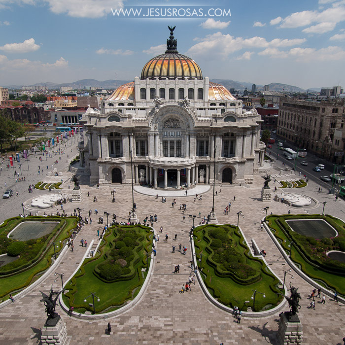 Picture of Palacio de Bellas Artes (Palace of Fine Arts)