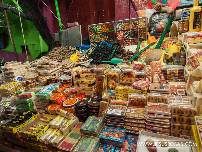 Traditional Mexican candy in Cajititlan, Jalisco, Mexico.