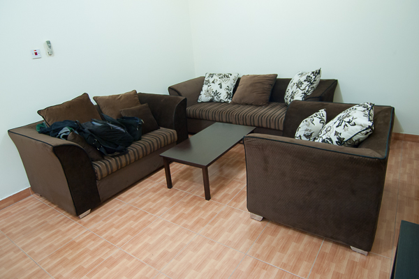 The living room in case you want to visit : ) | La sala por si gustan visitarme :)